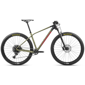 Orbea Alma M50-Eagle savage green/bright red